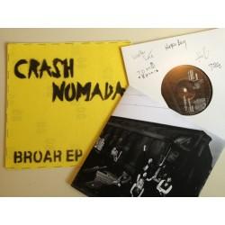 Broar EP – 7″ vinyl (super limited pressing 100 pcs) 2013